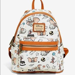 Dumbo Loungefly mini backpack